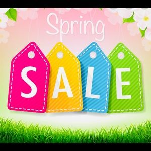 ❤️ SPRING SALE 🌷🌷🌷🌷🌷...CHECK OUT MY CLOSET‼️